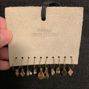 Pack of Urban Outfitter Earrings